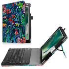 For New iPad 9.7 inch 6th Generation 2018 Tablet Folio Case Cover with Keyboard
