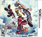 kingdom hearts 3ds limited edition - Kingdom Hearts 3D Dream Drop Distance Limited Edition w/ AR Cards 3DS NEW SEALED