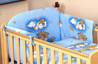 Baby BOY or BABY GIRL Bedding Set fit Cot 120x60 or Cot Bed 140x70 -MULITDESIGNS