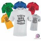 Awesome Made In 1978 40th Year Birthday Mens Ladies Present Vintage Gift Tshirt