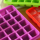 Silicone ice cube tray silicone ice mold square silicone ice cube tray ice cube