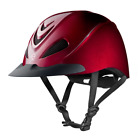 Troxel Liberty Horse Riding Helmet Ruby Cheetah Headliner 04-228 SML or MED NEW