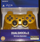Official Sony DualShock 3 PS3 Controller (Choose Color) (Shipped from USA)