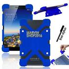 """Shockproof Silicone Stand Cover Case For Various 7"""" 8"""" Huawei MediaPad/Honor Pad"""