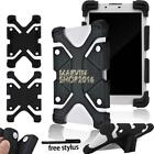 """Shockproof Silicone Stand Cover Case For Various 7"""" 8"""" ONDA Tablet + Stylus"""