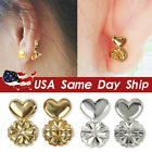 2Pairs Modern Magic Bax Earring Back Hypoallergenic Fit all Post Earring Jewelry
