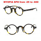 small size Vintage Eyeglass Frames Full Rim Glasses Eyewear Rx able Spectacles