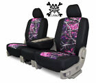 Custom Fit Seat Cover for Nissan Van In Moon Shine Camo Front & Rear