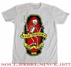 SOCIAL DISTORTION  T SHIRT WHITE PUNK ROCK BLACK METAL MEN'S SIZES image