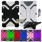 """Shockproof Silicone Stand Cover Case For Nextbook 7"""" 8"""" Tablet + Stylus"""