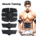 Smart Abs Stimulator Training Fitness Gear Muscle Abdominal toning belt Trainer image