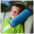 Child Car Safety Seat Belt Pillow Shoulder Strap Pad Cushions Protector 5 Colors