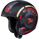 HJC IS-5 Star Wars Poe Dameron Three Quarter Mens Street DOT Motorcycle Helmets $179.99 USD on eBay
