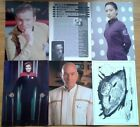 Individual Star Trek Data & Art Cards Original Next Generation Voyager DS9 card on eBay