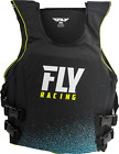 race for life vest top - Fly Racing Pull Over Nylon Safety Vest Life Jacket Coast Guard Approved Black