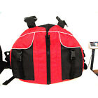 Blue Red Fishing Life Jacket Floating Swimming Buoyancy Aid Vest 3 Colors