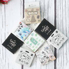 6 Optional Creative Sealing Boxed DIY Decoration Label Stickers 1 Box