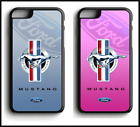 Mustang Logo Plastic OR Rubber Phone Cover Case For Iphone Samsung LG Google P3