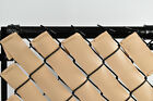 Privacy Weave for Chain Link Fence-250 ft Roll- BROWN-TAN-WHITE-BLACK-GREEN-