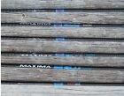 MAXIMA BLU RZ SELECT CARBON EXPRESS SHAFTS NOCKS & INSERTS DESCRIPTION BELOW