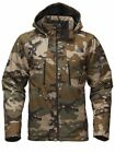 The North Face Men Apex Elevation Military USA Army Desert Camo Insulated Jacket