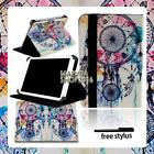 For Various FUJITSU Stylistic Tablet - FOLIO LEATHER STAND CASE COVER + Stylus