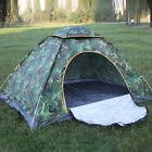 Waterproof 2 Person Camping Tent Automatic Pop Up Quick Shelter Outdoor Hiking