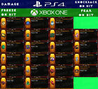 playstation 4 and xbox one games - Diablo 3 PS4 - Xbox One - 22x PRIMAL Modded Gems - w/ Damage,Freeze and more...