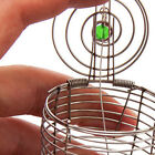 Useful Stainless Steel Wire Fishing Lure Cage  Fishing Accessories Fish Bait