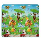 Soft Baby Kids Game Gym Activity Play Mat Crawling Blanket Picnic Pad 200*180cm