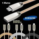 For Samsung Galaxy Xcover 4 Braided Micro USB Charging Data Sync Charger Cable