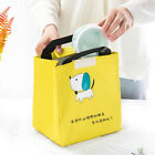 Waterproof Cute Cartoon Lunch Storage Bags Picnic Insulated Food Organizer LP8H