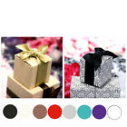 Внешний вид - 2x2x2 Favor Candy Box For Wedding Event Party Gift Wrap Boxes Treat Boxes-100pc