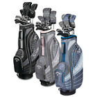NEW Lady Callaway Solaire '18 Complete Golf Set w/ Driver Wood Irons Bag 2018