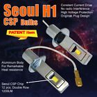 H1 H7 H3 CSP Seoul 12 Chip LED Headlight Bulb Canbus Error Free White