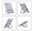 Portable 360°  Foldable Metal Wire Holder Stand Mount For Tablet Ipad Notebook