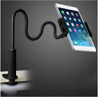 360° Flexible Clip Lazy Bed Tablet Holder Mount Stand Bracket for Ipad Iphone