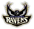 Baltimore Ravens NFL Football Combo Car Bumper Sticker Decal-9'', 12'' or 14'' on eBay