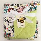 NEW Baby Blanket New Brand Thicken Double Layer Coral Fleece Infant Swaddle Enve