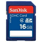 New Sandisk SD cards 16GB 32GB Class 4 Stealth Cam G42 No-Glo Trail Camera Lot