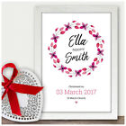 Personalised Christening Gifts for Girls Goddaughter Christening Gifts for Girls