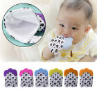 Silicone Baby Teething Mitten Wrapper Sound Teether Glove Toddler Infant Gifts