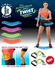 Simply Fit Twist Balance Board As Seen on TV Yoga Fitness Exercise Workout w/rop