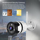 Wireless WIFI IP Camera 360 Degree Panoramic Camera 1080P Waterproof Outdoor #xr