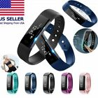 Sports Health Fitness Activity Tracker Smart Watch Wrist Band Bracelet Pedometer
