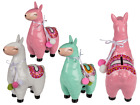Ceramic Llama Money Box - Coin Piggy Bank Nursery Decor Gift Idea