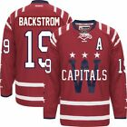 Nicklas Backstrom Reebok 2015 Washington Capitals Winter Classic Premier Jersey