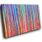 AB393 Colourful Cool Funky Modern Abstract Canvas Wall Art Large Picture Prints