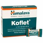 Health Care Cough Cold & Flu Koflet 10 LOZENGES Provides The Joy of Relief