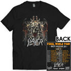 Slayer Final World Tour 2018 North American Leg 2 T shirt S to 3XL MEN'S  image